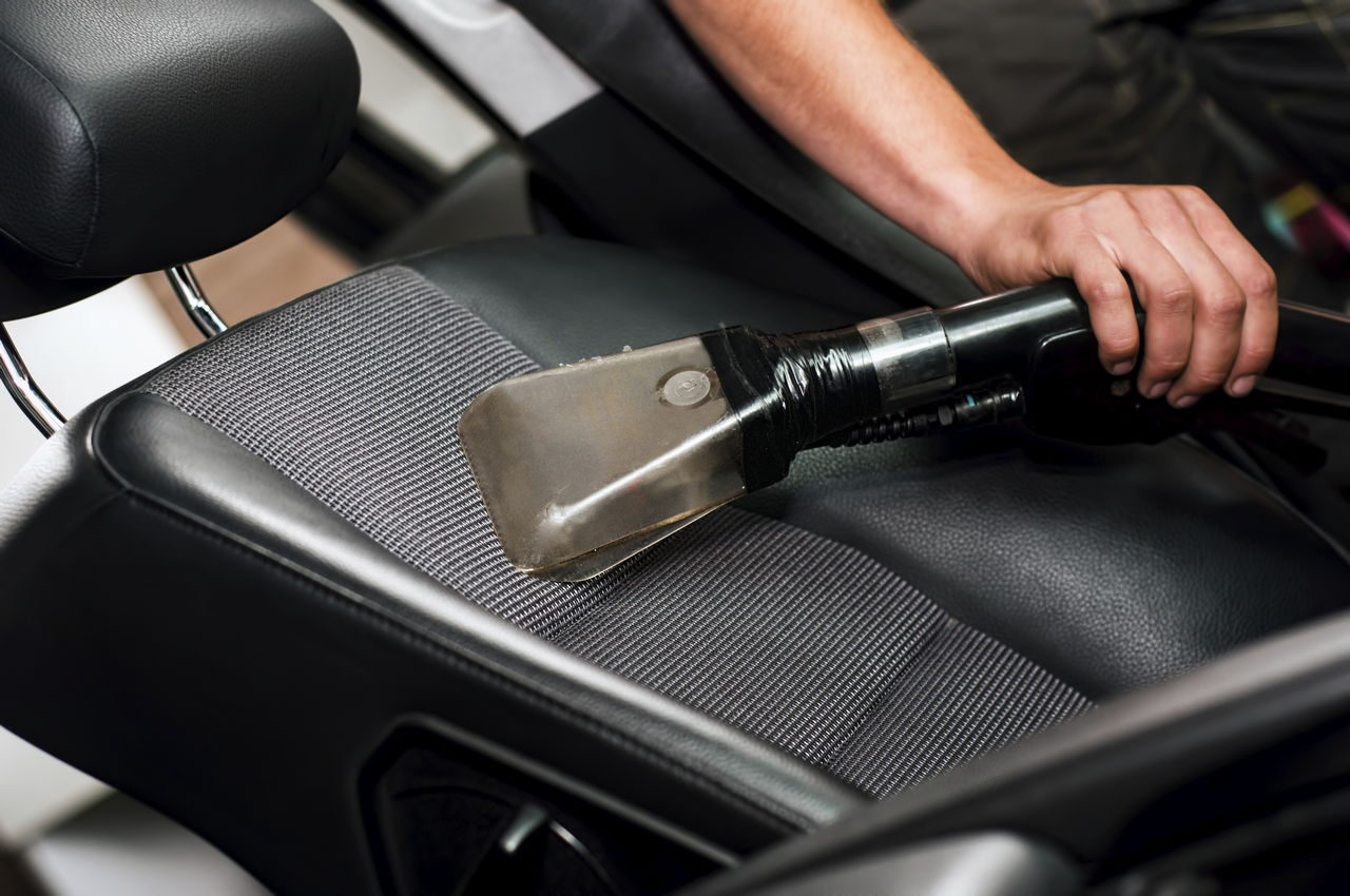 Leo's Garage - Car Upholstery Cleaning in Dubai