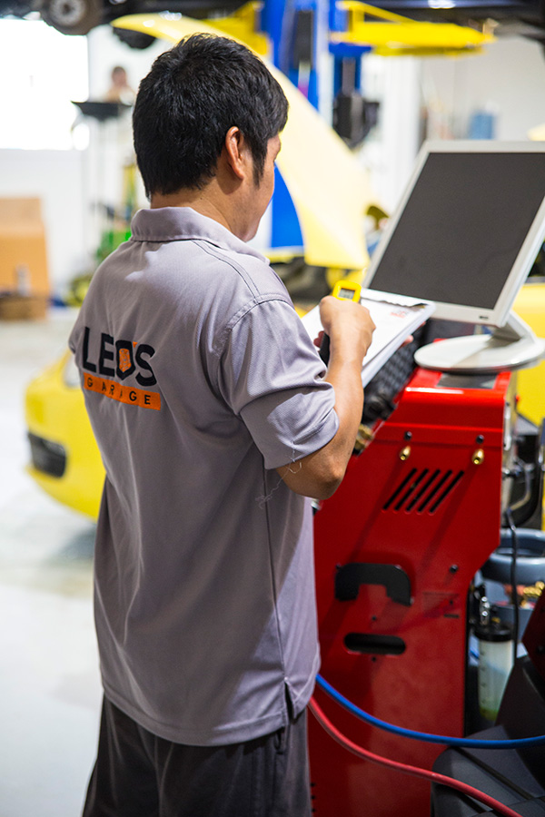 Leo's Garage - Car Diagnostics Services in Dubai