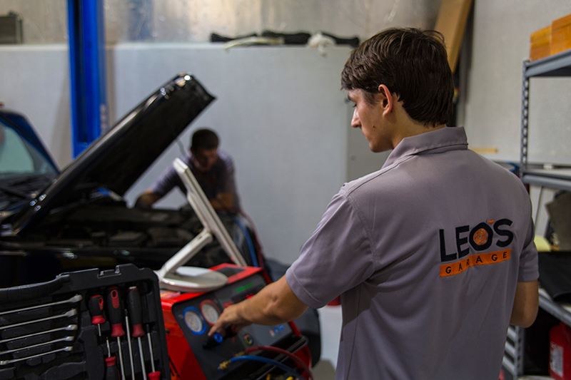 Leo's Garage - Electrical Works in Dubai