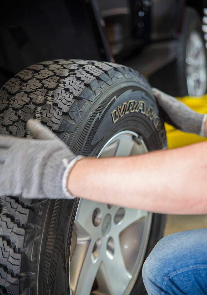 Leo's Garage - Wheels & Tyres Car Servicing and repairs in Dubai