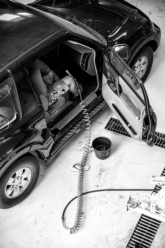 Car Wash In Dubai Cleaning